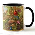 Dreaming Mug by Leah Palmer Preiss