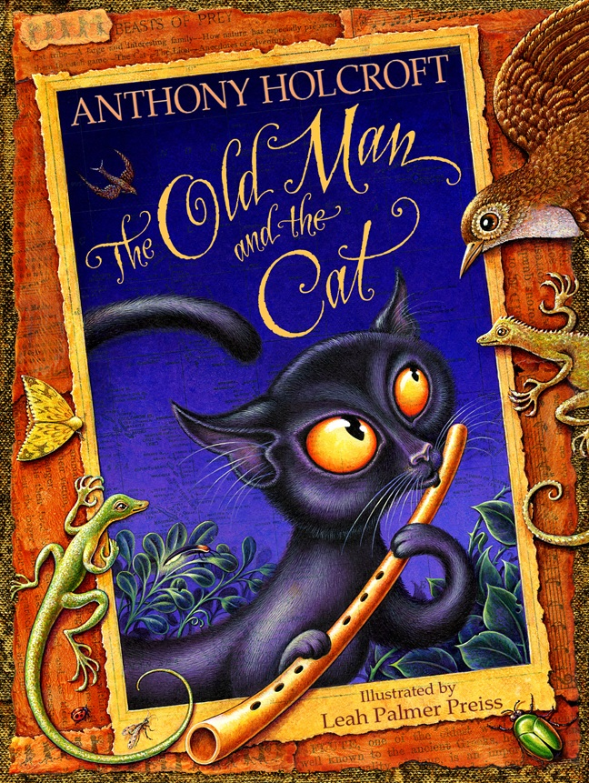 The Old Man and the Cat: Cover