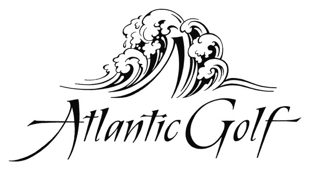 Atlantic Golf Logo - Leah Palmer Preiss