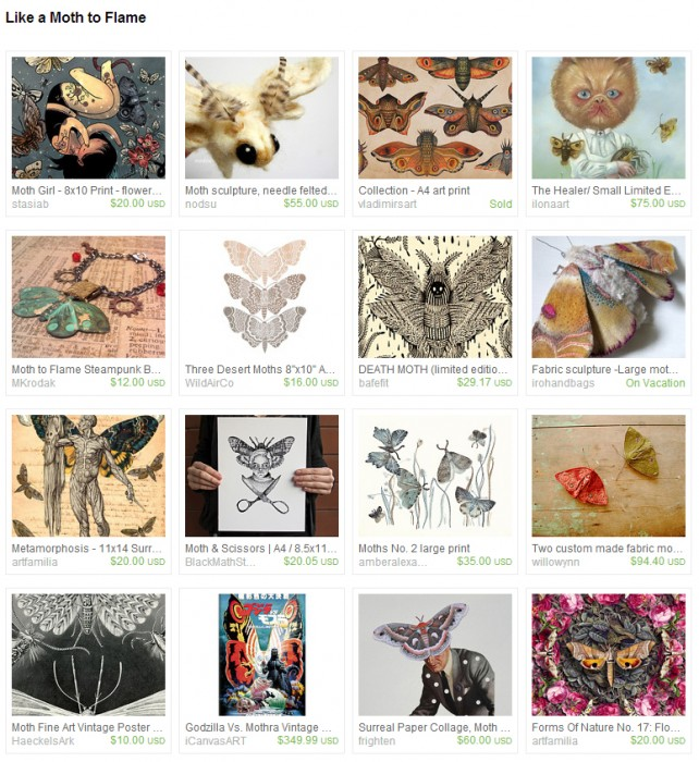 etsy-treasury-moth-collection