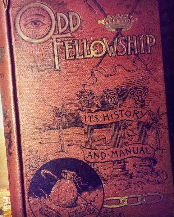 Odd Fellowship book cover
