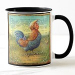 Anti-Trump Cockalorum mug by Leah Palmer Preiss