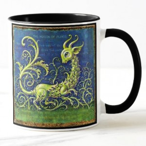 Motion of Plants Mug - Leah Palmer Preiss