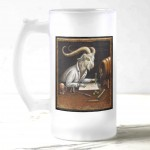 Zymology Stein on Zazzle by Leah Palmer Preiss Curious Art Lab